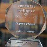 trophée de droit cabinet elkhatib
